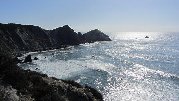 West Coast, Ocean, Ocean View, Pacific Coast