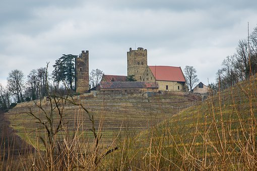 Neipperg, Castle, Fortress, Old Castle, Ruin