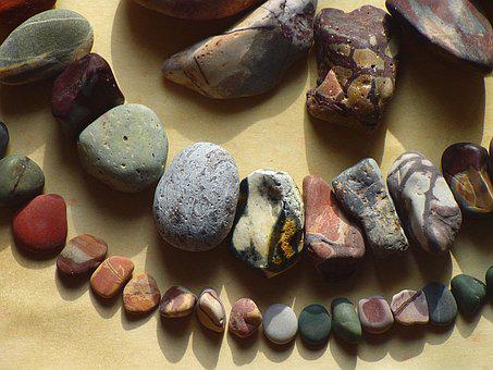 Colorful Stone, Stones, Deco, Structure, Pebbles
