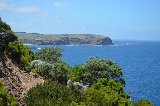 South, Victoria, Coastline, Australia, Seascape, Coast