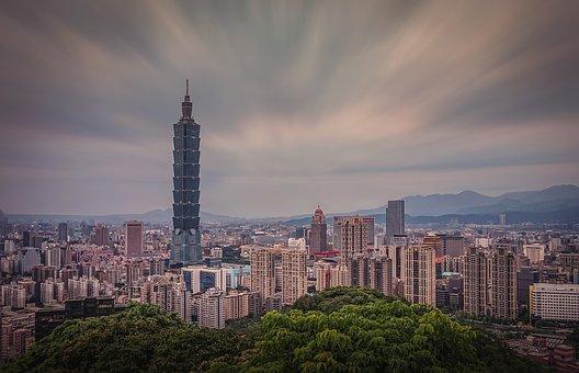 Taipai, Taipai101, Taipei, Taipei101, Skyscraper