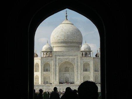 India Travels, Taj Mahal, Agra