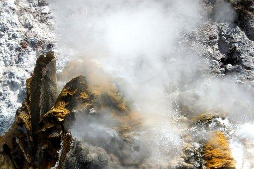 Wiamangu, Volcanic, Thermal, Hot Springs, Geothermal