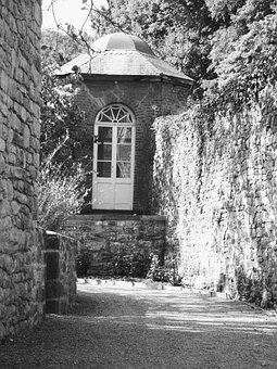 House, Ardennes, Vielsalm, Belgium, Old