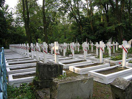 Legionary Cemetery, Kovel, Volyn