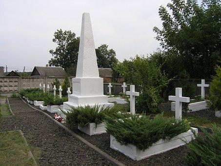 Legionary Cemetery, Maniewicze, Volyn
