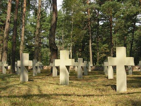 Legionary Cemetery, Volyn, Ukraine