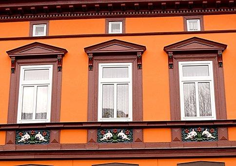 Window Series, Facade Jewelry, Figures, Window