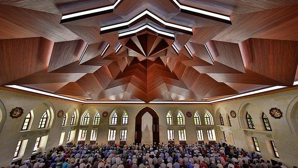 Cami, Prayer, Mosque, Islamic, Islam, Architecture