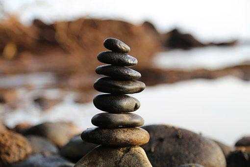 Stones, Stone, Tower, Balance, Rock, Natural, Nature