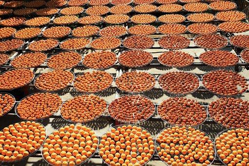 Orange, Tangerine, Chinese Dry Tangerine