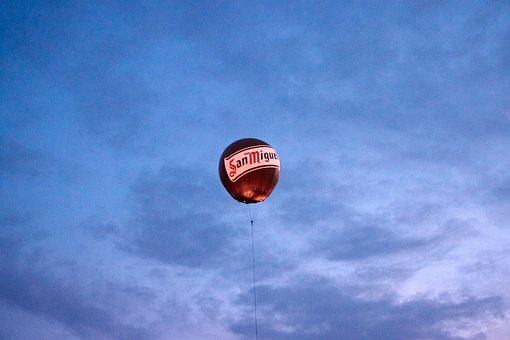 Balloon, Sky, Fly, Hot Air Balloon, Float, Take Off
