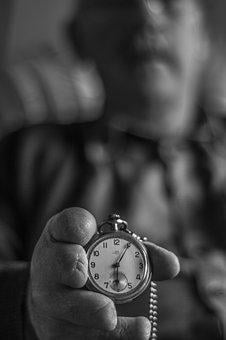 Clock, Old, Antique, Time, Retro, Vintage, Hour, Minute