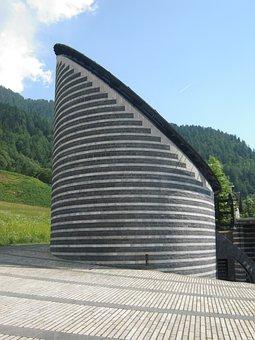 In Mogno, Architecture, Switzerland, House Of Worship