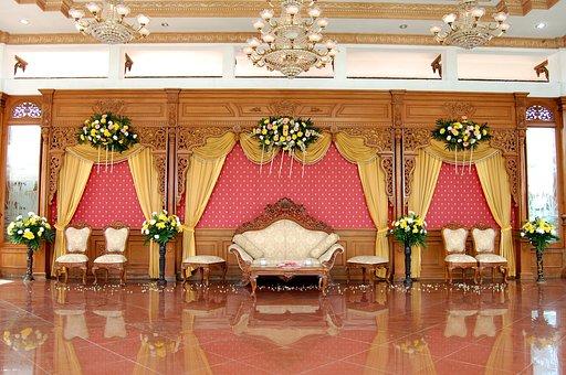 Interior, Lamp, Bridal Java