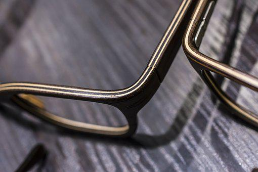 Glasses, Macro, Perspective, Close, Macro Photography