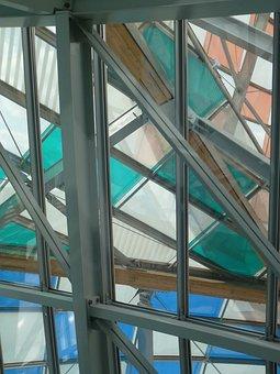 Structure, Geometric, Architecture, Paris