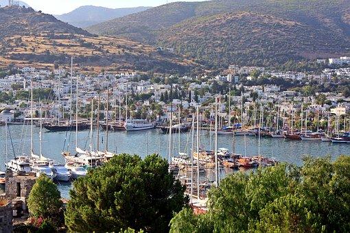 Relaxation, Rest, Sailing, Yachts, Sailboats, Marina