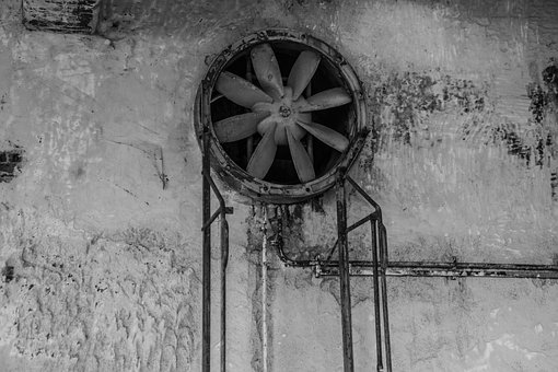 Abandoned, Leave, Ruin, Factory, Old, Dilapidated