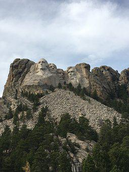 Mount Rushmore, Black Hills, South Dakota, Monument