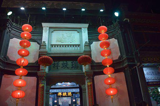 Lantern, Specialty Of China, Ancient Architecture