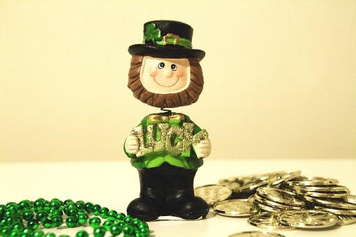 St Patrick's Day, Irish, Gold, St Patrick