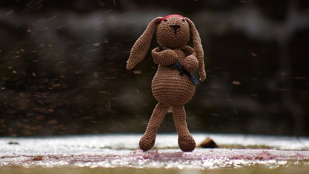 Dispute, Hare, Stuffed Animal, Soft Toy, Teddy Bear