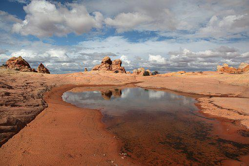 Usa, Arizona, Paria, Canyon, Vermilion, Cliffs
