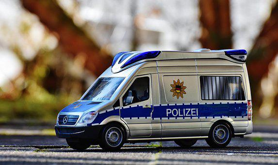 Police, Auto, Crew Cars, Model, Police Car, Vehicle