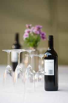 Wine, Dining, Restaurant, Dinner, Glass, Drink, Setting