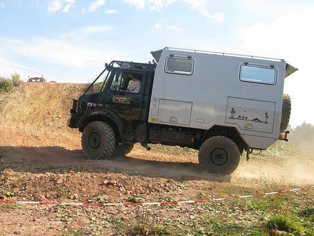 Unimog, Offroad, 4 X 4, All Wheel Drive, Adventure