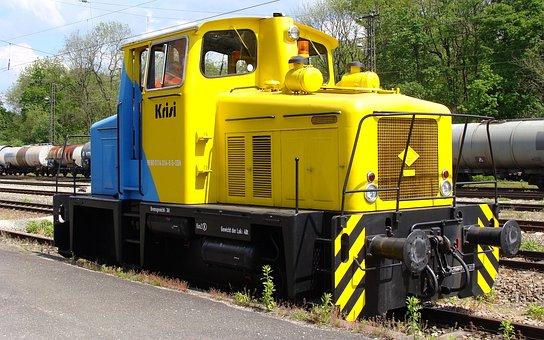 Krisi, Neuoffingen, Shunter, Bavarian Maximilian Track