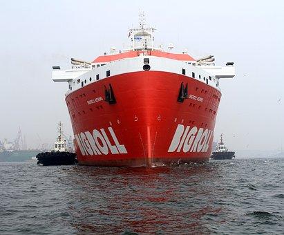 Bigroll, Vessel, Bigroll Vessel, Bigroll At Work