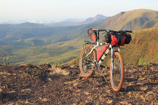 Bike Packing Northpak, Cycle Tourism, Bike