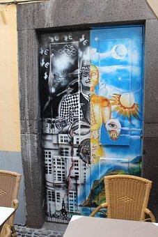 Door, Set Designer, Madeira