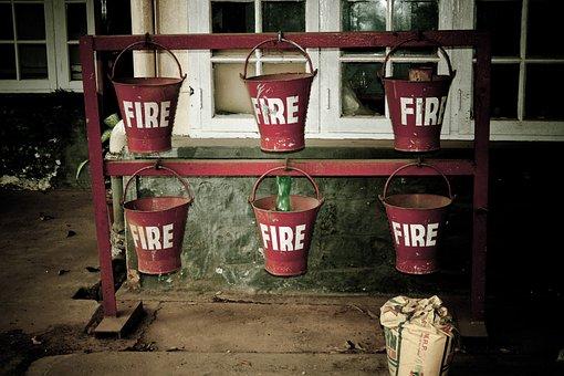 Fire, Fire Sand, Delete, Red, Fire Delete