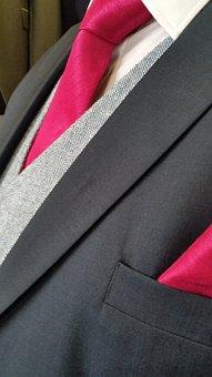 Details, Man, Businessman, Style, Elegance, Male, Suit
