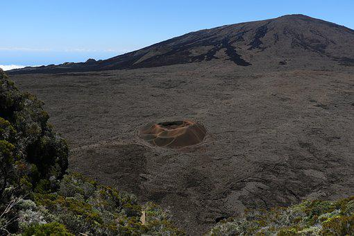 The Meeting, Furnace, Meeting, Crater, Volcano, Sand