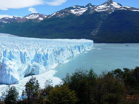 Perito Moreno, Glacier, Argentina, Moreno, Perito