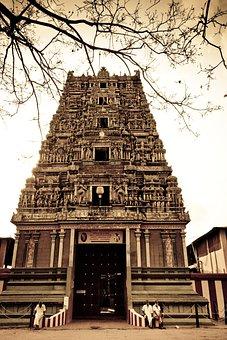 Temple, Hindu, Religion, Statue, India, Spirituality