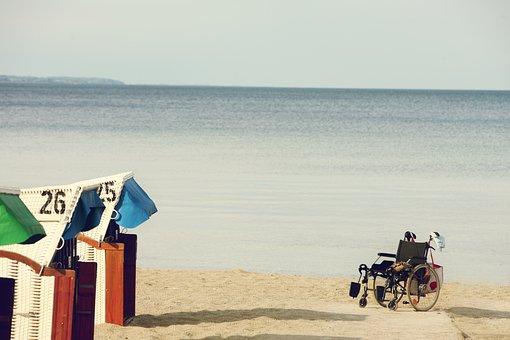 Wheelchair, Disability, Spa, Disabled, Handicap, Rolli