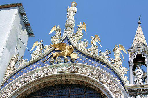 St Mark's Basilica, Sculpture, Architecture, Splendor