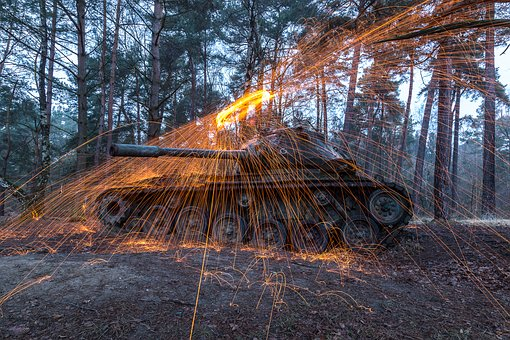 Panzer, Werwildert, Left Behind, Steel Wool
