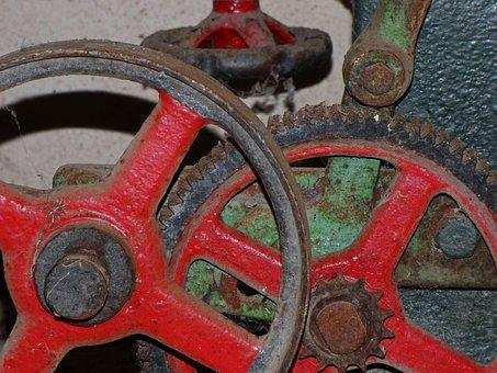 Mechanism, Gear, Machine, Metaphor, Symbol, Function