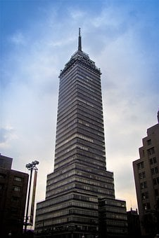 Building, Urban, Urban Landscape, Mexico