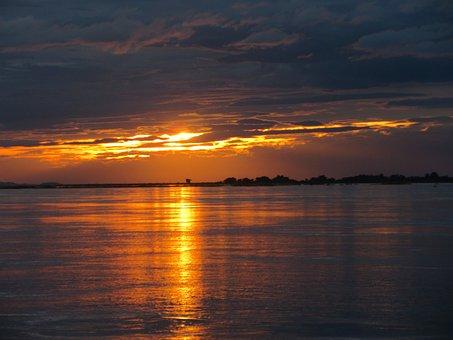 Brahmaputra, River, Climate Change, Assam, Water