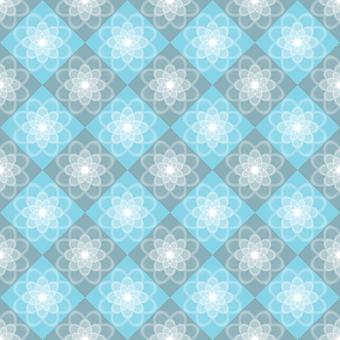 White, Light Blue, Gray, Tile, Checker Board, Square