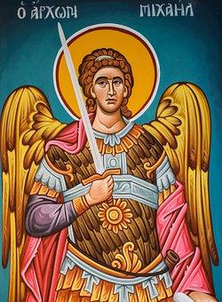 Archon, Michael, Angel, Archangel, Iconography, Church