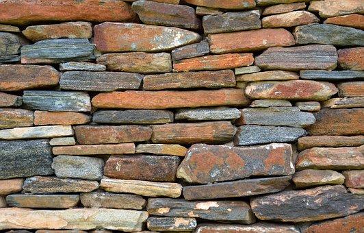Brick Wall, Background, Backdrop, Exterior, Brick, Wall