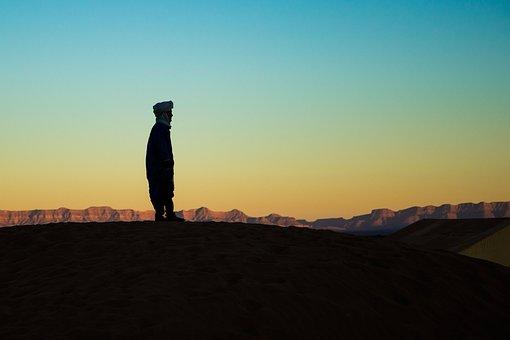 Morocco, Berber, Sahara